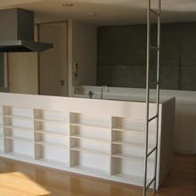 デザイナーズアパートの家具